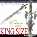 Barbarian King Size Sword #95011