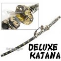 Deluxe Samurai Warrior Sword 100cm #003